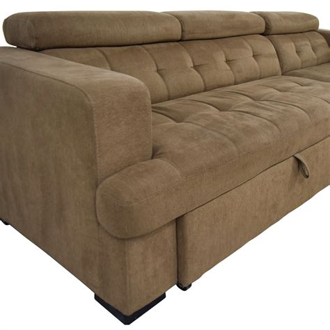 pull out sofa bed bobs furniture 40 bob s furniture bob s furniture brown pull out