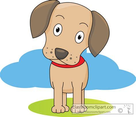 Animal Character 01 clipart dog animal character 01 classroom clipart