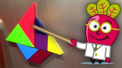 imagenes de barcos con figuras geometricas barco tangram boat como hacer figuras geometricas para