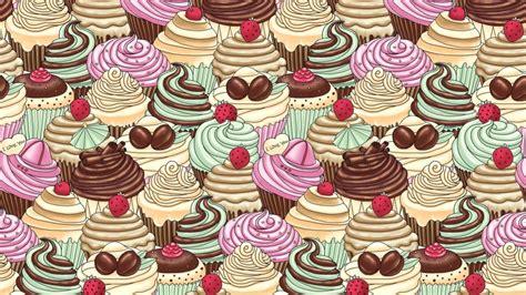 hd cupcake pattern mezcla copa reposter 237 a variada fondos de pantalla mezcla