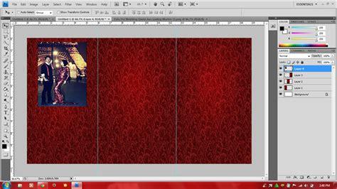 membuat undangan emboss tutorial membuat desain undangan menggunakan photoshop cs4