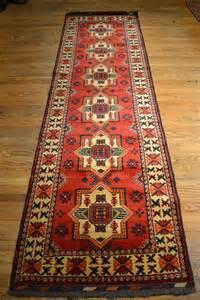 Tribal Runner Rug 3 X 10 2 Tribal Kazak Runner Tribal Rug By Orientalandtribalrug