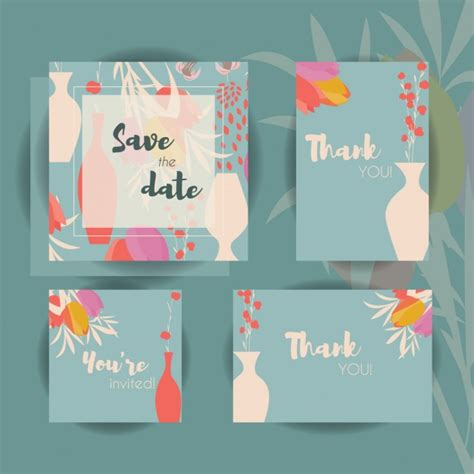 Coloured Card For Wedding Invitations by Coloured Wedding Invitation Design Vector Free