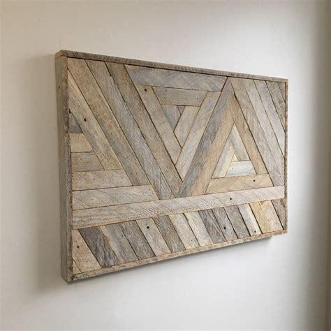 Reclaimed Wood Wall Decor Reclaimed Lath Wood Wall