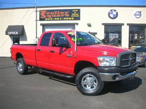 automotive service manuals 2008 dodge ram 2500 spare parts catalogs sell used 2008 dodge ram 2500 hd st crew cab pickup 6 7l 6 speed manual diesel 8ft box in