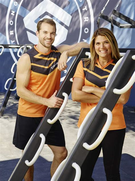 NBC Strong TV Show Cast: Contestants & Trainers | Heavy ... W 9 Updated 2016
