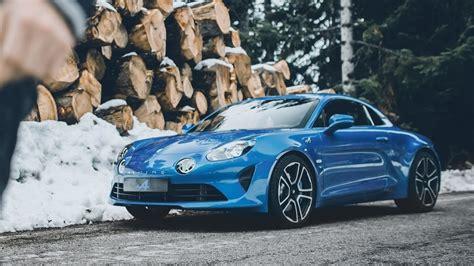 Renault Alpine A110 2017 Youtube