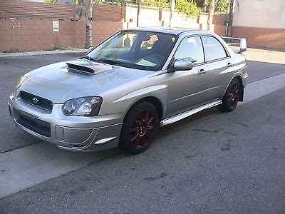 Subaru Sti For Sale In California by Subaru Cars For Sale In California