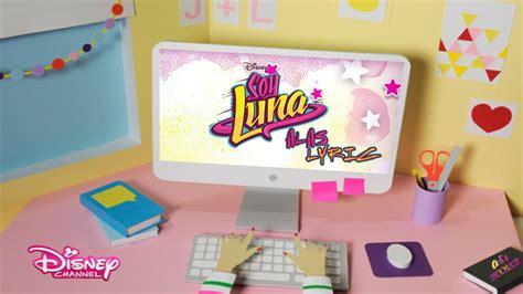 imagenes de soy luna para el computador soy luna alas video lyric quot audio modificado quot youtube