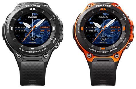 Casio Protrex G Shock casio pro trek wsd f20 smart outdoor with gps g