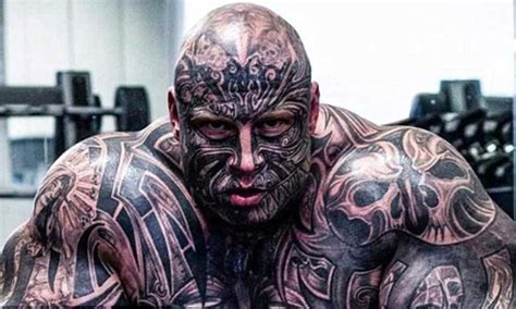 tattoo bodybuilder 10 most beast bodybuilders covered in tattoos
