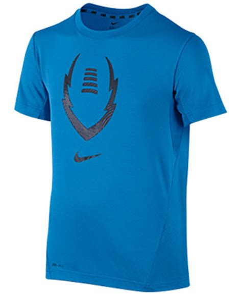 T Shirt Nike 6 0 Alba Match Item nike boys football graphic print dri fit t shirt shirts