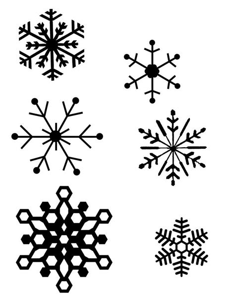 snowflake method template painted glass ornaments for easy crafts