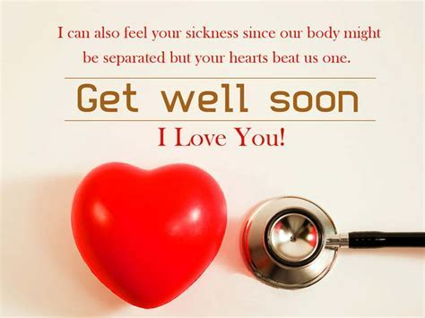 Get Well Soon Message For Girlfriend   Cute Romantic Wishes