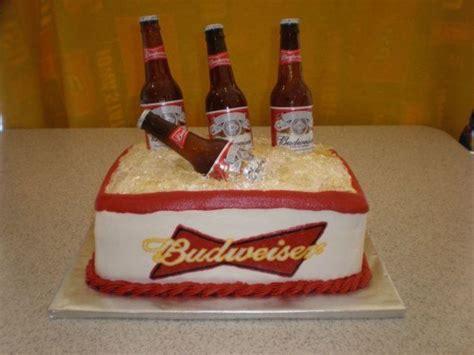 budweiser cake budweiser birthday cake cakecentral com