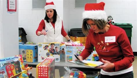 Christmas Toy Giveaway - tough choice for struggling elgin vfw post time to sell