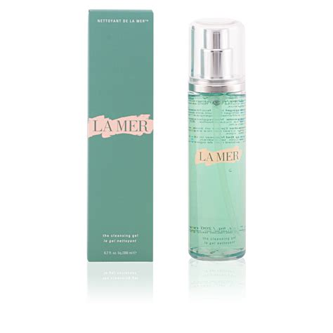 Lamer Cleansing Gel 30 Ml la mer gels et savons la mer the cleansing gel sur perfume