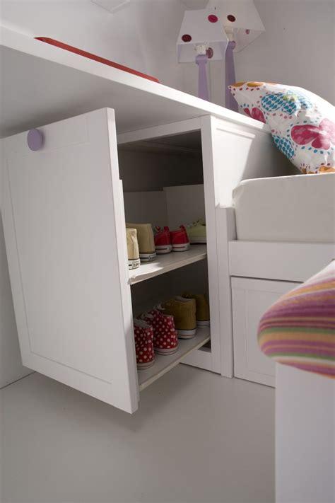 decorar habitacion cama nido dormitorio juvenil cama nido con m 243 dulo zapatero haya