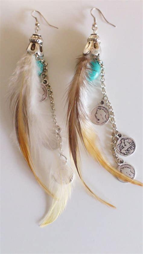 Handmade Hippie Jewelry - bohemian daydreamer earings check www mintfeather