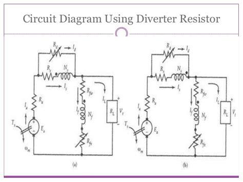 circuit diagram dc generator k grayengineeringeducation