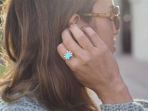 Ring Giveaway - turquoise ring giveaway shalice noel