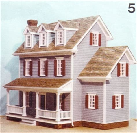 miniature doll house plans free miniature dollhouse plans quick woodworking projects