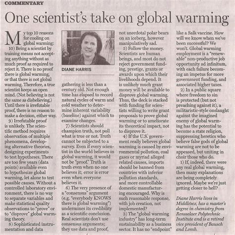 Global Warming Opinion Essay by Opinion Global On Warming Essay