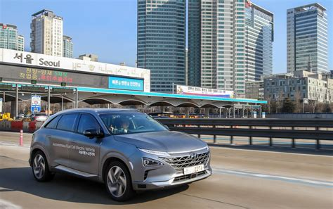 Brennstoffzelle Auto Test by Brennstoffzelle Hyundai F 228 Hrt Mit Wasserstoffauto 190 Km