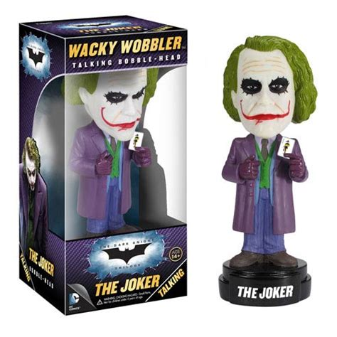 bobble joker batman the joker bobble figure