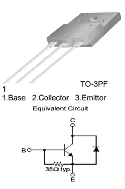 transistor j6810a datasheet j6810d datasheet j6810d pdf pinouts circuit fairchild semiconductor