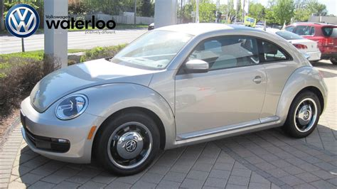 volkswagen beetle classic 2016 2015 vw beetle classic review with robert vagacs youtube