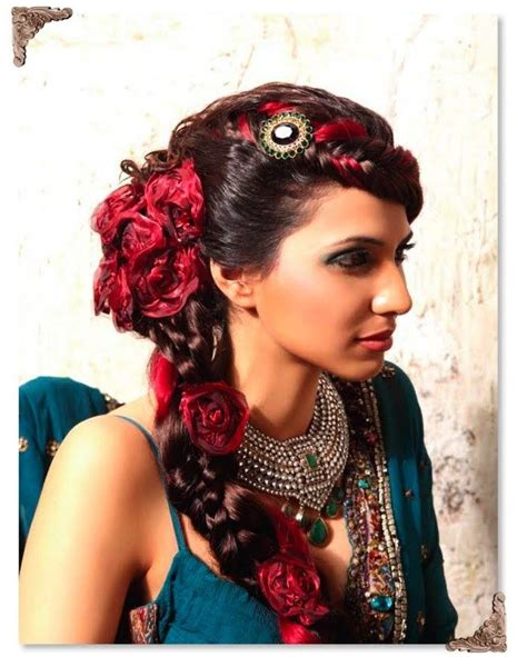 Romani Gypsie Hairstyles | 17 best images about belly dancing hair on pinterest