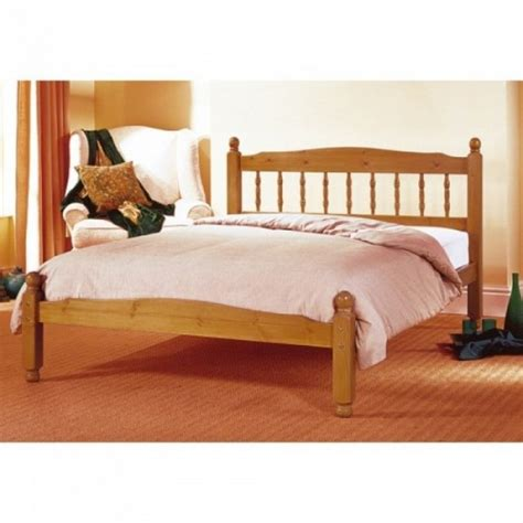 Bed Frames Vancouver Airsprung Vancouver 3ft Single Cinnamon Wooden Bed Frame By Airsprung Beds