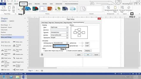 visio 2013 help visio 2013 intersecting connector style solved windows 7