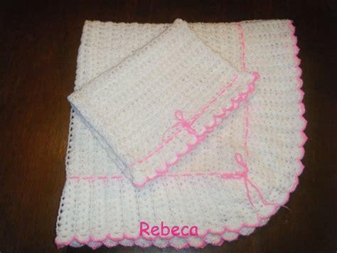 como tejer cobijitas para bebe como tejer una cobijita para beb 233 con gancho imagui