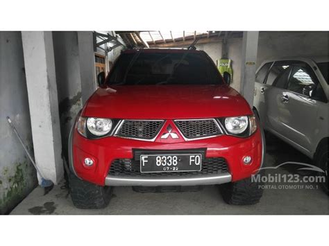 Foot Step Triton 2012 Model Ori jual mobil mitsubishi strada triton 2012 exceed hi power 2 5 di jawa barat manual up merah