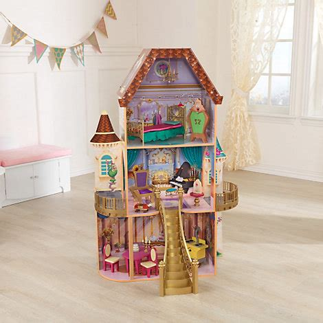 enchanted doll house belle enchanted dollhouse