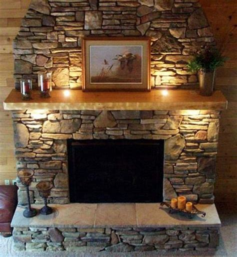 how to stone a fireplace how to decorate a stone fireplace mantel 5 guides for