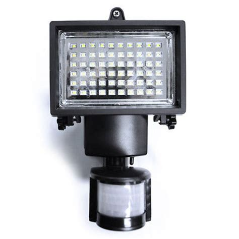 security outdoor lights led solar powered motion sensor security flood light