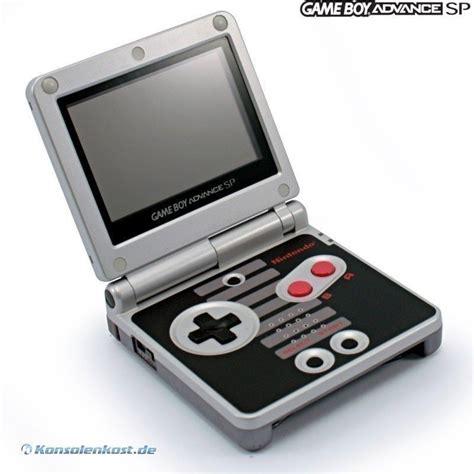 Gameboy Advance Sp By Kenz Shop gameboy advance sp konsole inkl netzteil classic nes