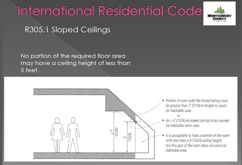 minimum ceiling height for bedroom how low can you go ceiling heights in the building code