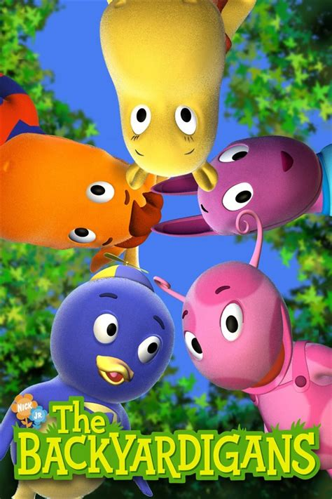 Backyardigans Original Cast Backyardigans Cast Www Pixshark Images Galleries