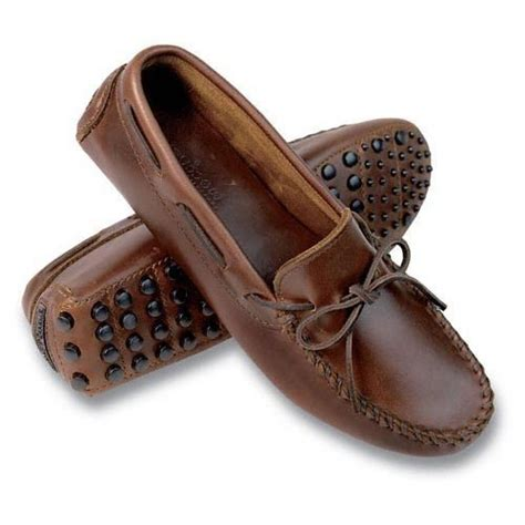 Minnetonka Cowhide Driving Moc Minnetonka Mens Original Cowhide Driving Moccasin Mens