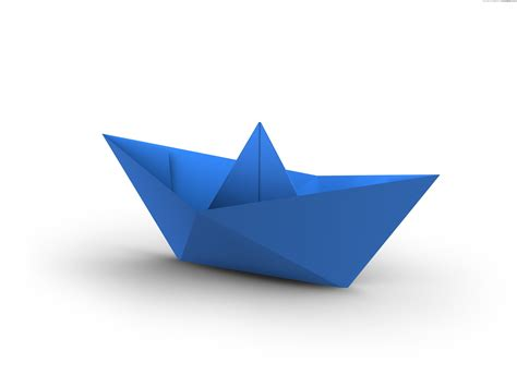 How To Make Paper Float - how to make a simple origami boat that floats hd