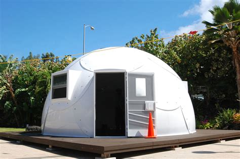 igloo house igloos to house hawaii s homeless