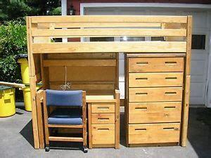 This End Up Bunk Beds 4 Bed Loft Bunk Desk Lego Size Furniture
