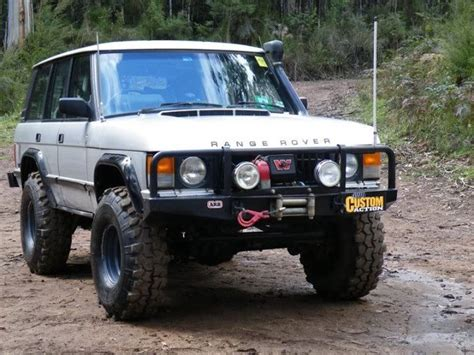 land rover classic lifted one of the only range rovers i like i m more of a land
