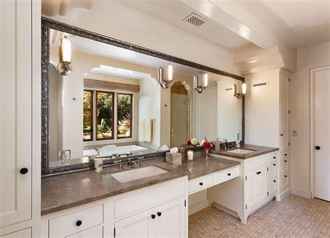 ranch bathroom ideas hope ranch spanish style custom home master bath mediterranean bathroom santa