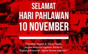 selamat hari pahlawan nasional 10 november 2016 centro ceramic