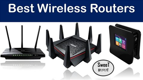 best wireless routers 2018 home gaming and office
